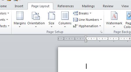 Cara Setting Ukuran Kertas Di Microsoft Word Secara Permanen