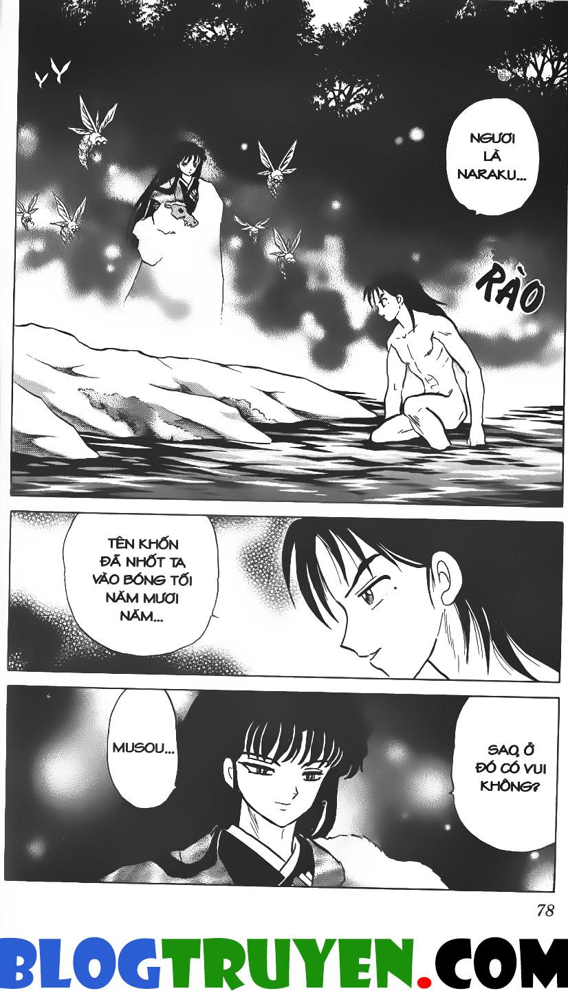 Inuyasha vol 22.5 trang 3