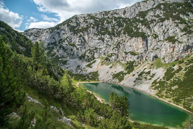 Königsetappe – Austria-Sinabell-Klettersteig und Silberkarsee  Wandern in Ramsau am Dachstein 13