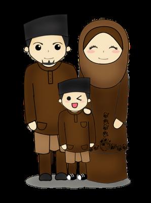 doodle keluarga raya