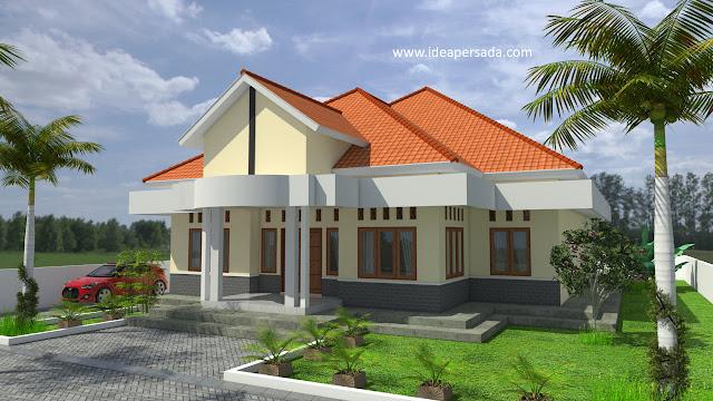 jasa desain rumah kudus semarang kendal pekalongan