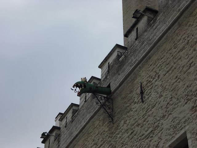Gárgola del Ayuntamiento de Tallinn