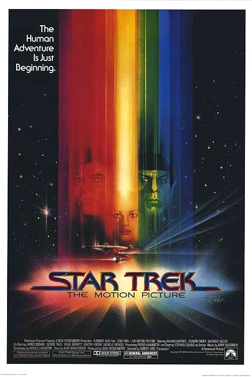 Its Only Human In Thy Image Star Trek The Motion Picture