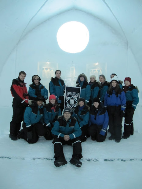 Global Citizenship Project Sweden Nothern Lights And Ice