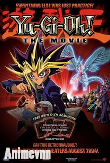 Yu-Gi-Oh! The Movie Pyramid of Light -  2012 Poster