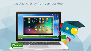 Andy Emulator Android PC Pesaing Bluestacks