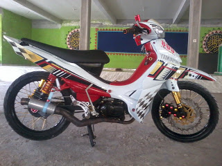 modifikasi jupiter z1 new