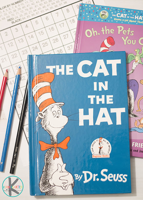 the cat in the hat story time