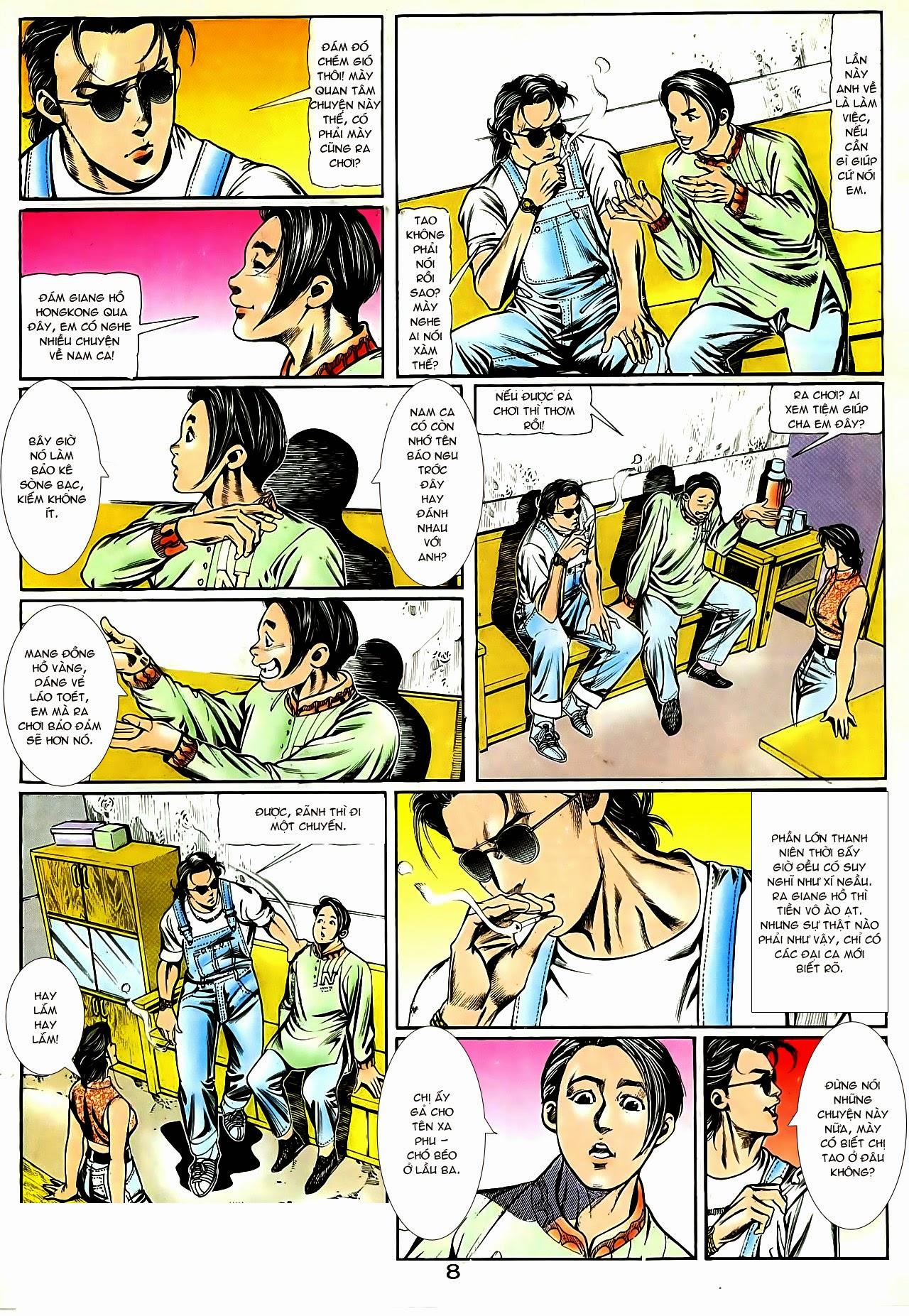 Người Trong Giang Hồ chapter 80: macau nổi sóng gió trang 22