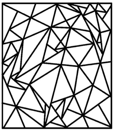 C A M O U P E D I A: Cubist Rooster Camouflage
