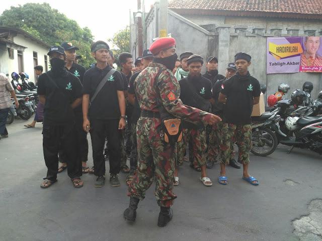 DE7SGh3UMAASy3a - Dijaga KOKAM, Pengajian Ust. Felix Siauw Berjalan Lancar: Terima Kasih Muhammadiyah!