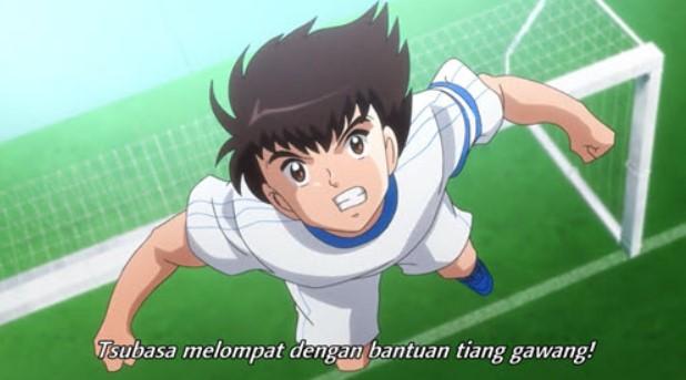 Captain Tsubasa 2018 Episode 38 Subtitle Indonesia