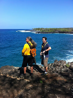 tour of Puuhonua o Honaunau National Historical Park courtesy photo