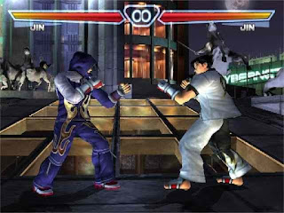 Tekken 4 game Download PC Free Full Version Zipped