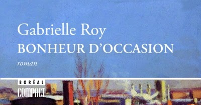 the tin flute gabrielle roy essay About the movie adapted from gabrielle roy's best-selling novel the tin flute which was awarded the prestigious french prix f mina, in 1947.