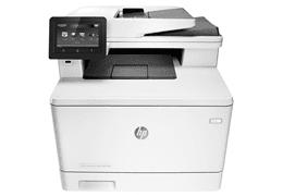 Picture HP Color LaserJet Pro MFP M377dw Printer
