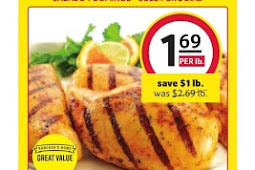 Winn Dixie Weekly Ad April 25 - May 1, 2018