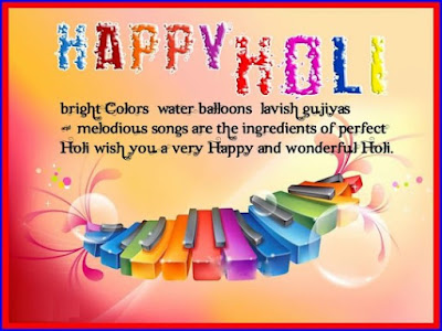 Happy Holi Photos