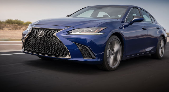 A New Year Means A New Level Of Performance And Sophistication For The  Luxury Brandu2014Lexus. After Many Years Of Success, The Seventh Generation  Lexus ES Is ...