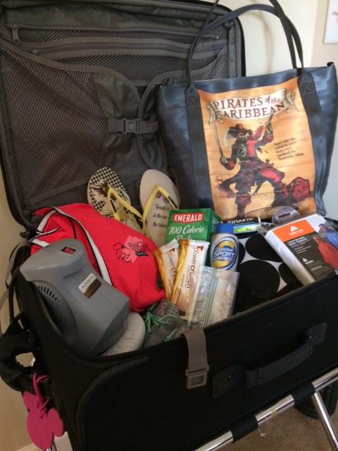 Lindsay Loves Running: Packing for the Disneyland Half Marathon