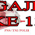 RESMI... Gaji ke-13 Pensiunan PNS, TNI, POLRI Sudah Dicairkan