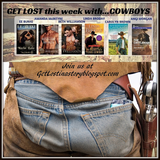 Celebrate National Day of the Cowboy ALL WEEK at Get Lost in a Story blog!!!