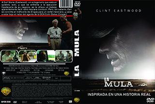 The Mule - La Mula - Cover - DVD