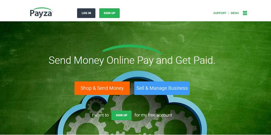 best paypal alternatives PAYZA