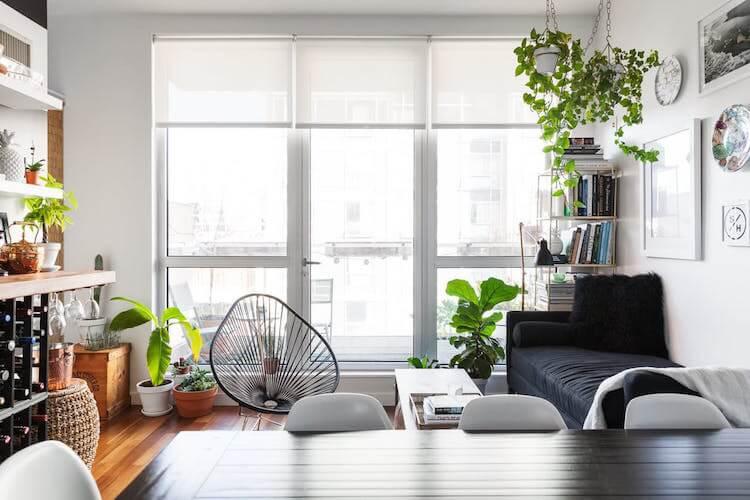 Cómo decorar tu primera casa