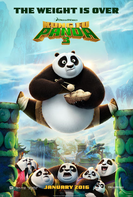 Kungfu Panda-3 Merajai Box-Office Amerika