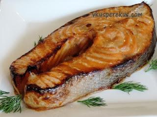 рыба в пикантном соусе