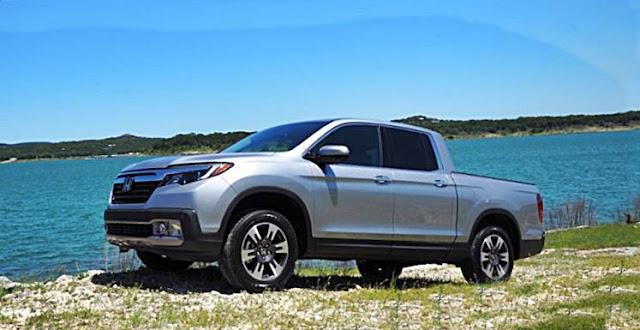 2017 Honda Ridgeline First Impressions