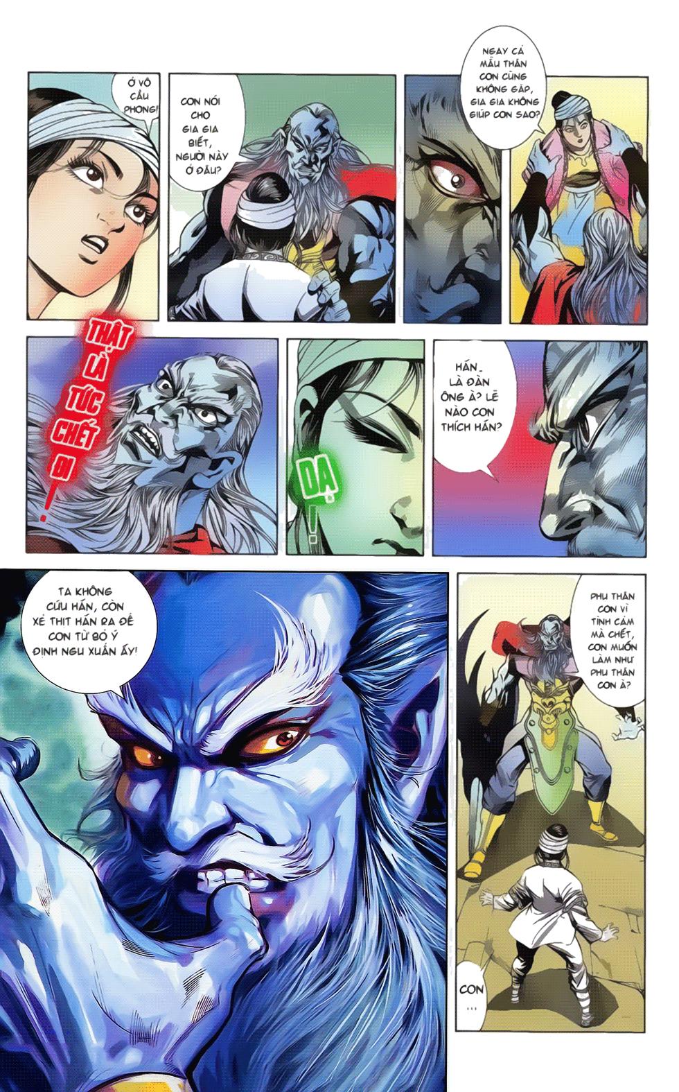 Tần Vương Doanh Chính chapter 17 trang 25