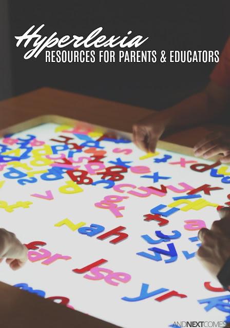 What is hyperlexia? Hyperlexia teaching strategies for teachers/educators and hyperlexia intervention strategies for parents