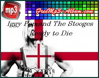 Iggy Pop and The Stooges Album Ready to Die cover