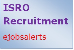 ISRO Recruitment 2017