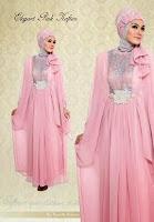 Contoh desain gaun pesta muslimah terpopuler saat ini