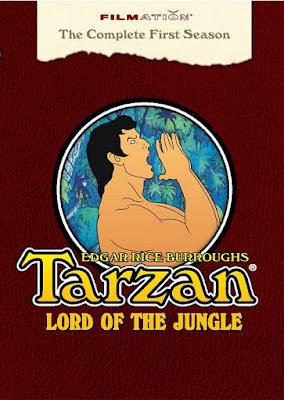 Tarzan, Lord of the Jungle – Season 1 [2016] [NTSC/DVDR] Ingles, Español Latino