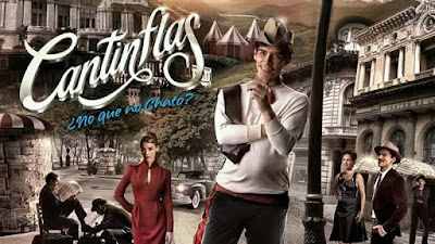 Cinta Cantinflas de las más taquilleras