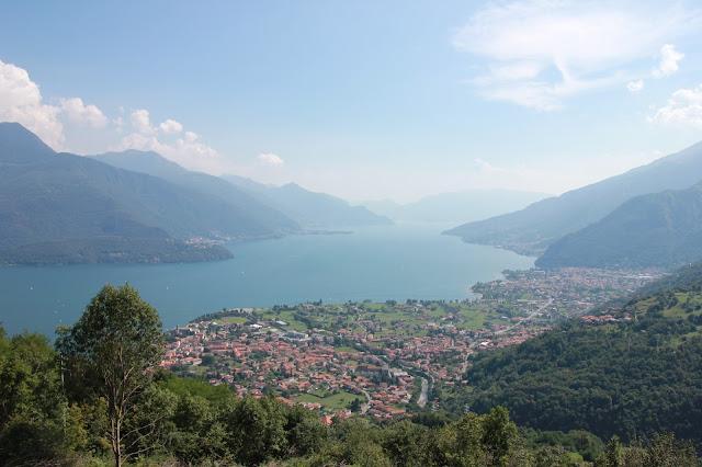 Le lac de Côme