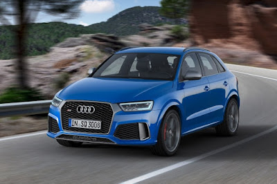 2019 Audi RS Q3 Voiture Neuve Pas Cher Prix, Revue, Concept, Date De Sortie