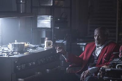 Watchmen 2019 Series Louis Gossett Jr Image 1