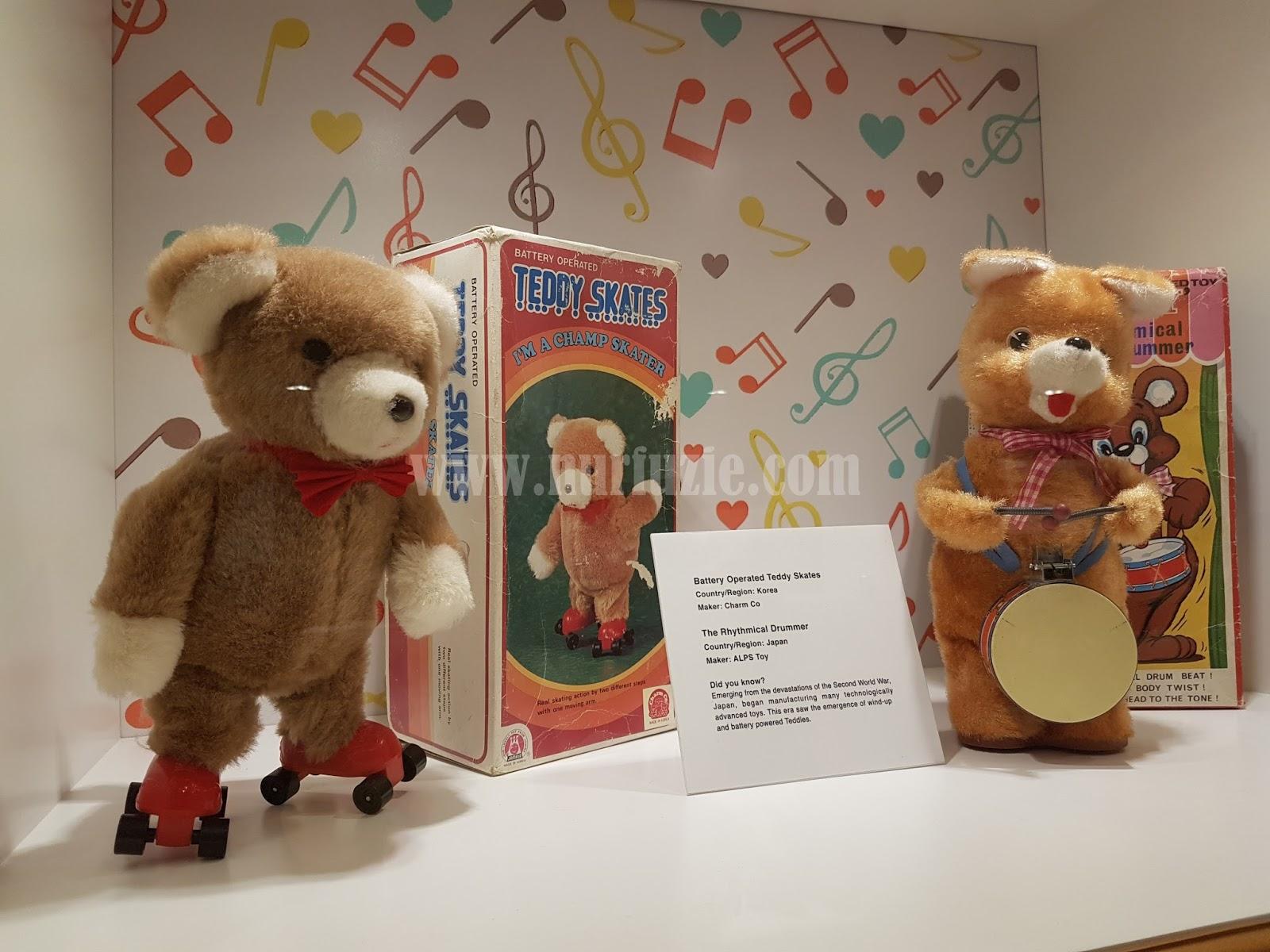 Teddyville Perkenalkan Penang Melalui Patung Beruang Nurfuziecom