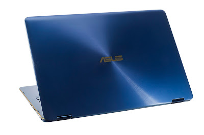 Asus ZenBook Flip S UX370 is a world's thinnest convertible laptop