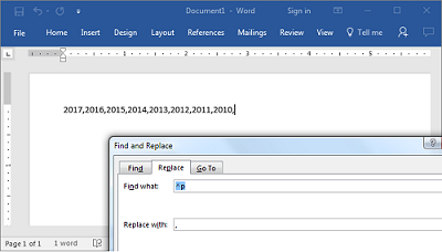 How to convert an Excel column into a comma separated list ...