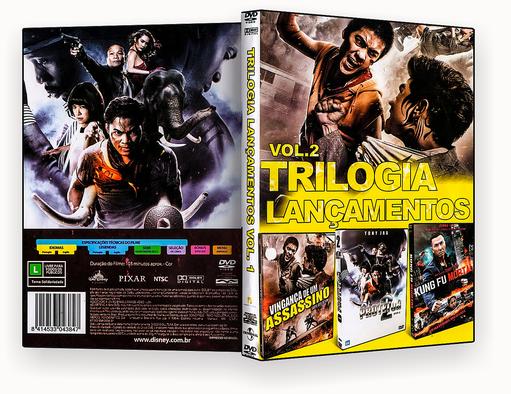CAPA DVD – TRIOLOGIA LANÇAMENTOS VOL.2 – ISO