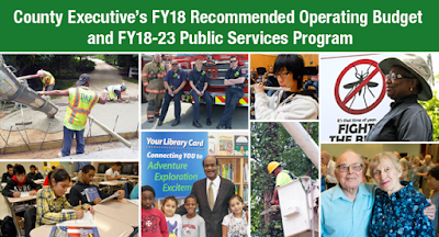 FY2018 Recommended Operating Budget