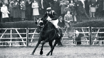 1967 Foinavon Wins Grand National at Odds of 100/1