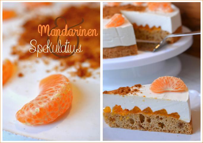 Ramona S Backerei Spekulatius Mandarinen Torte