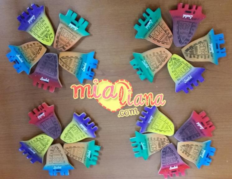 Giveaway Fridge Magnet Lombok By Mialiana.com